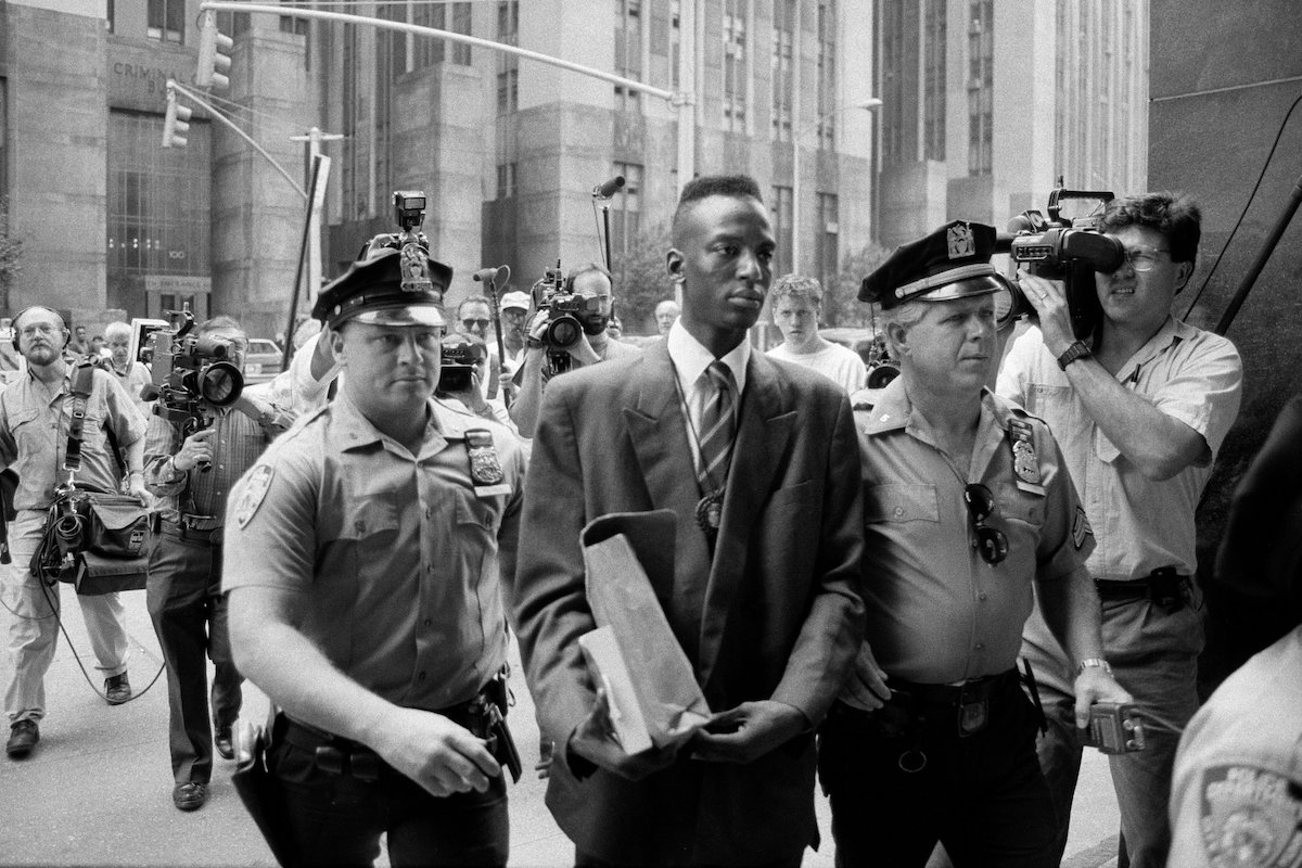 Kevin Richardson, Raymond Santana Jr., Kharey Wise, Yusef Salaam, Antron McCray, The Central Park Five, Central Park 5, KOLUMN Magazine, KOLUMN, KINDR'D Magazine, KINDR'D, Willoughby Avenue, Wriit,