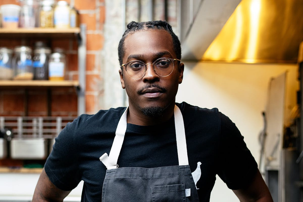Chef Jonny, Indigo, African American Entrepreneur, Black Entrepreneur, African American Business, Black Business, KOLUMN Magazine, KOLUMN, KINDR'D Magazine, KINDR'D, Willoughby Avenue, Wriit,