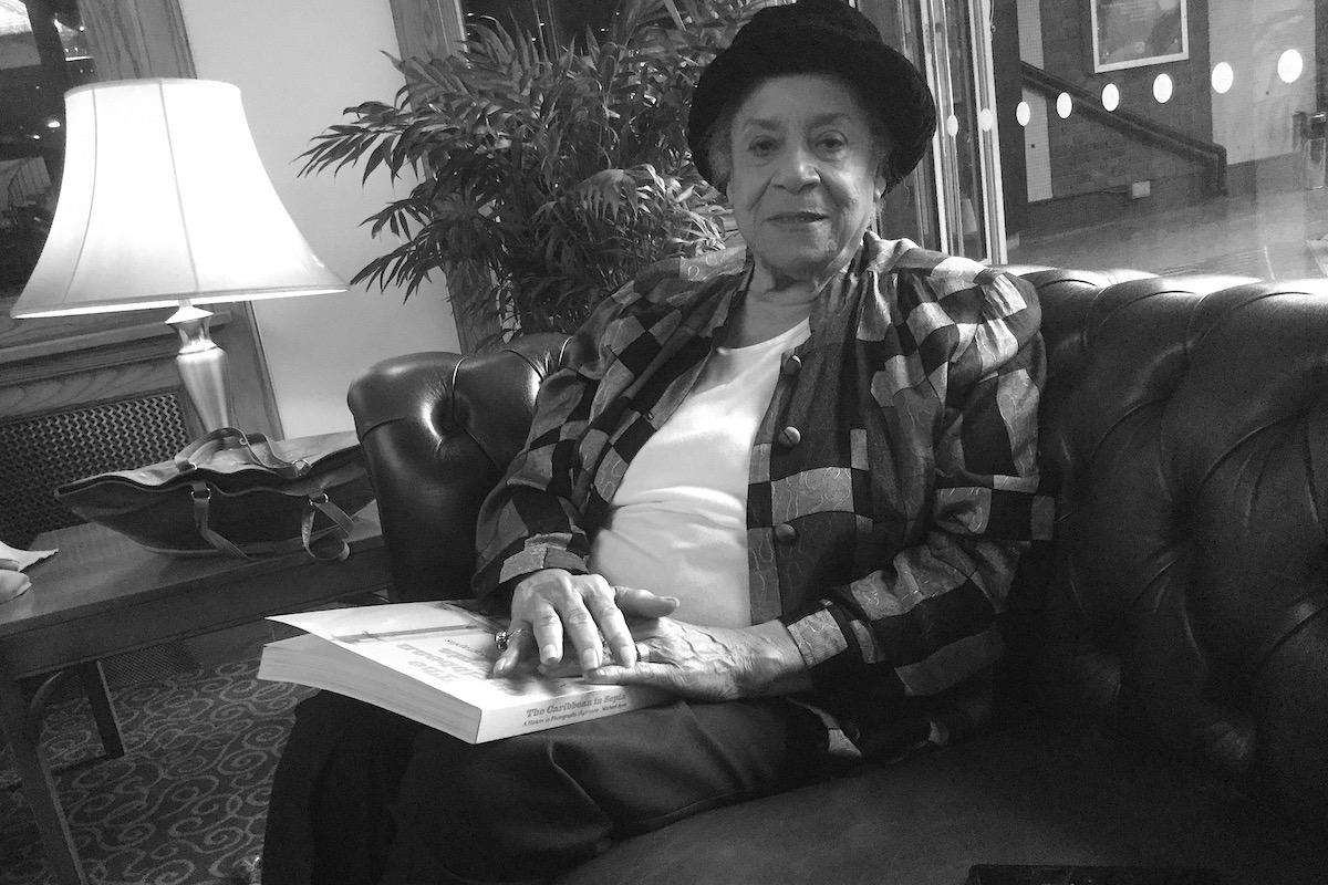 Dame Jocelyn Barrow, Black History, UK History, KOLUMN Magazine, KOLUMN, KINDR'D Magazine, KINDR'D, Willoughby Avenue, Wriit,