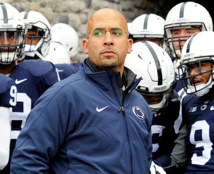 James Franklin, African American Coaches, Black Coaches, KOLUMN Magazine, KOLUMN, KINDR'D Magazine, KINDR'D, Willoughby Avenue, Wriit,