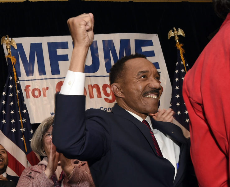 Kwesi Mfume, Elijah Cummings, Cummings, NAACP, Maryland Politics, Maryland Election, African American Politics, Black Politics, African American Vote, Black Vote, KOLUMN Magazine, KOLUMN, KINDR'D Magazine, KINDR'D, Willoughby Avenue, Wriit,