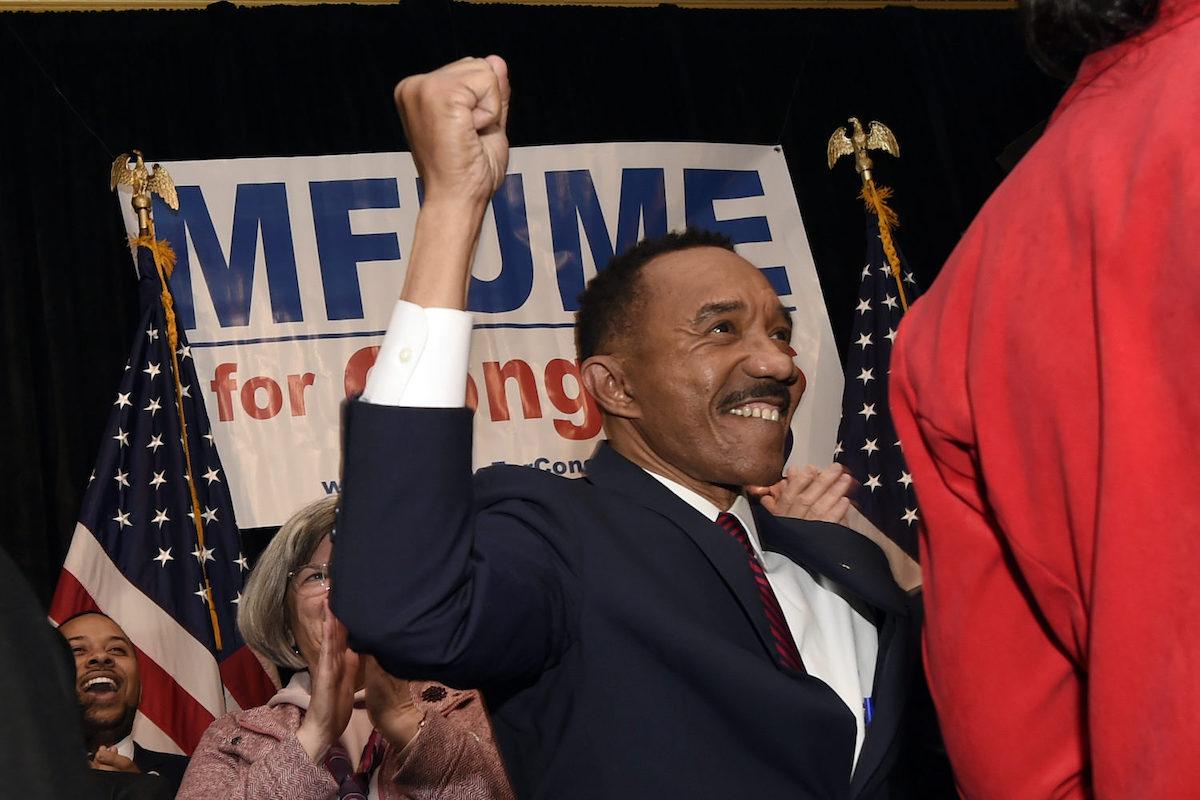 Kwesi Mfume, Elijah Cummings, Cummings, NAACP, Maryland Politics, Maryland Election, African American Politics, Black Politics, African American Vote, Black Vote, KOLUMN Magazine, KOLUMN, KINDR'D Magazine, KINDR'D, Willoughby Avenue, Wriit,