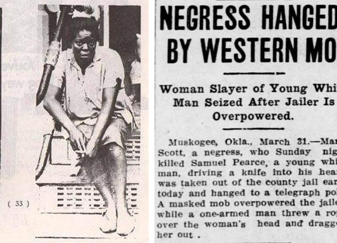 Marie Scott, Marie Scott Lynching, African American Lynching, Black Lynching, African American History, Black History, KOLUMN Magazine, KOLUMN, KINDR'D Magazine, KINDR'D, Willoughby Avenue, Wriit,