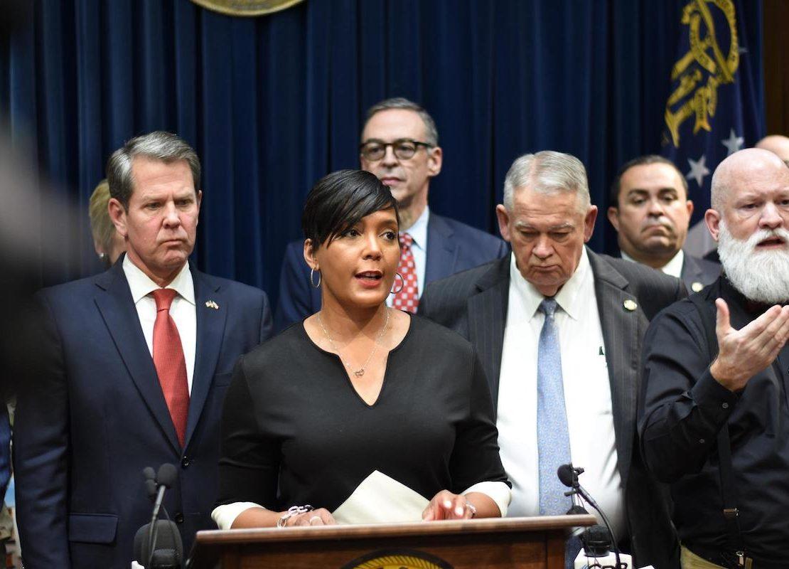 Mayor Keisha Lance Bottoms, Keisha Bottoms, Atlanta Mayor, Atlanta, Corona Virus, COVID, COVID-19, KOLUMN Magazine, KOLUMN, KINDR'D Magazine, KINDR'D, Willoughby Avenue, Wriit,