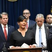 Mayor Keisha Lance Bottoms, Keisha Bottoms, Atlanta Mayor, Atlanta, Corona Virus, COVID, COVID-19, KOLUMN Magazine, KOLUMN, KINDR'D Magazine, KINDR'D, Willoughby Avenue, Wriit,