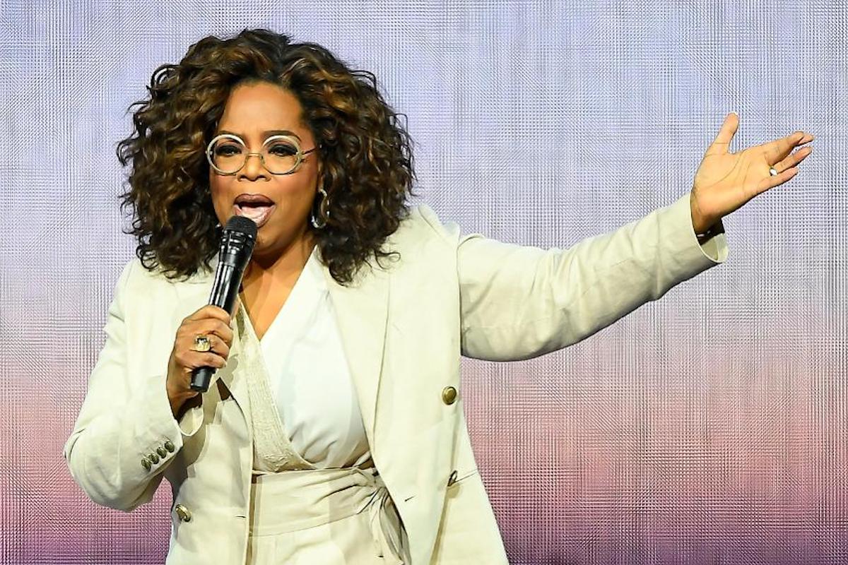 Oprah Winfrey, Oprah Winfrey Foundation, Black Philanthropy, Black Philanthropy, KOLUMN Magazine, KOLUMN, KINDR'D Magazine, KINDR'D, Willoughby Avenue, Wriit,