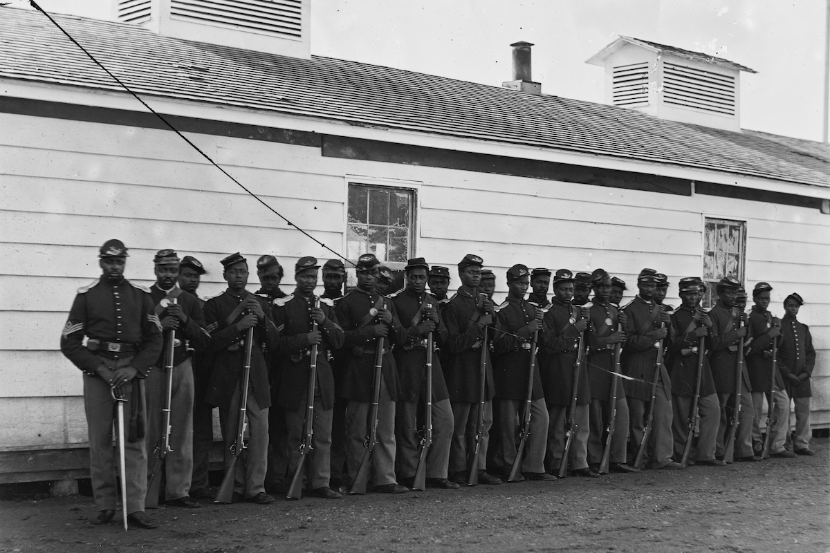 Black Union Troops, Union Troops, Black Conferdates, African American Racism, African American History, Black History, KOLUMN Magazine, KOLUMN, KINDR'D Magazine, KINDR'D, Willoughby Avenue, Wriit,