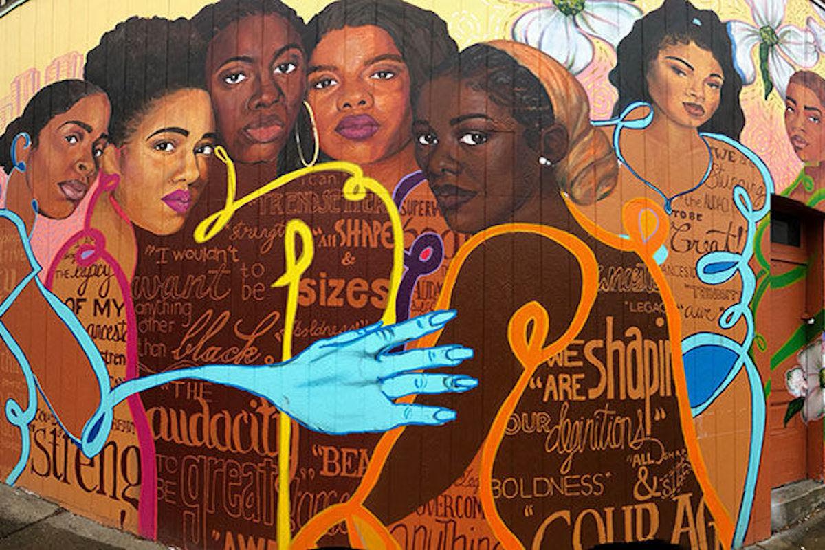 Hull Street, Richmond Virginia, Brown Girl Narratives, African American Art, Black Art, KOLUMN Magazine, KOLUMN, KINDR'D Magazine, KINDR'D, Willoughby Avenue, Wriit,