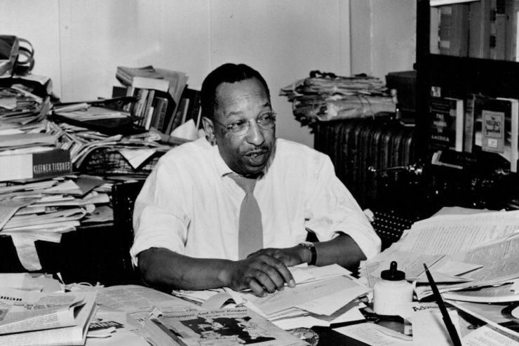 Cecil E. Newman, Spokesman and the Recorder, Dreamland Café, KOLUMN Magazine, KOLUMN, KINDR'D Magazine, KINDR'D, Willoughby Avenue, Wriit,