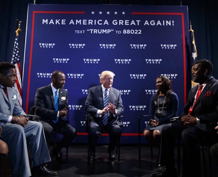 Trump, Trump Racism, Republican Racism, Donald Trump, Worst American President, KOLUMN Magazine, KOLUMN, KINDR'D Magazine, KINDR'D, Willoughby Avenue, Wriit,
