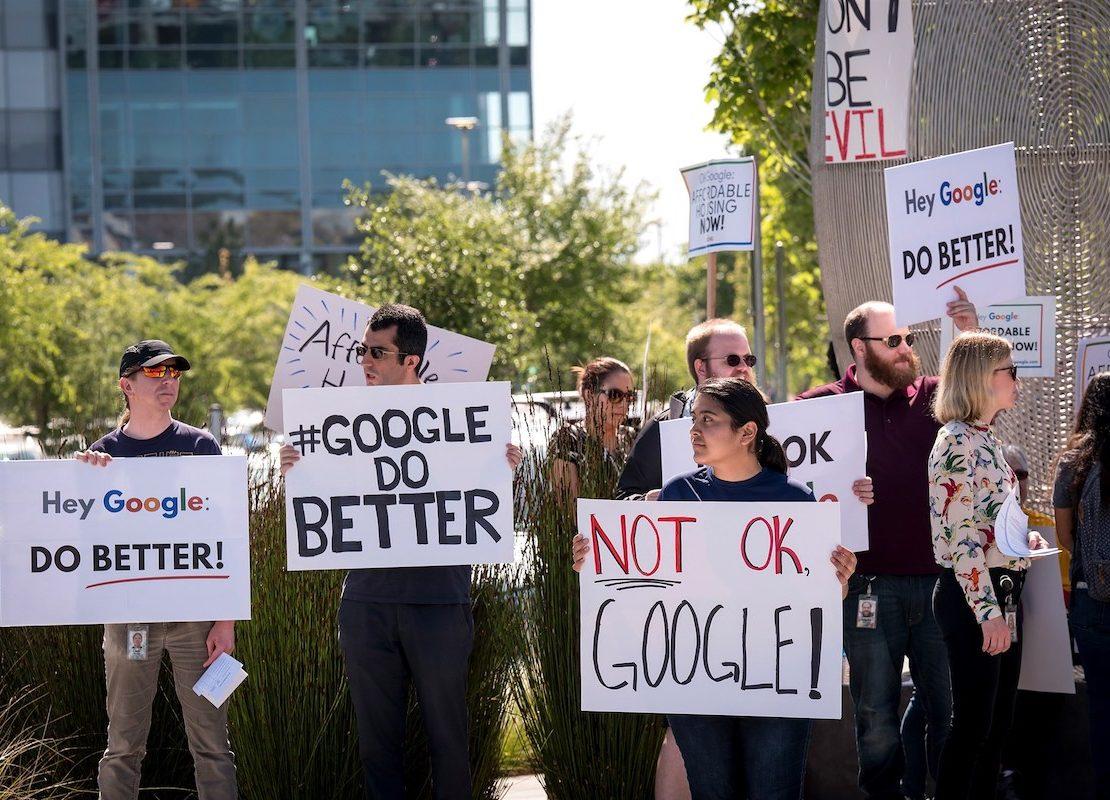 Google, Google Diversity, Google D&I, Racism, Diversity Inclusion, KOLUMN Magazine, KOLUMN, KINDR'D Magazine, KINDR'D, Willoughby Avenue, Wriit,