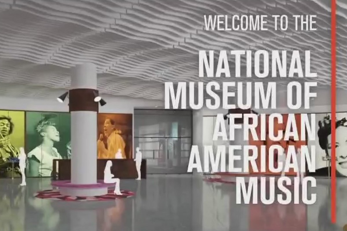 National Museum of African American Music, Art, and Culture, Black Museum, African Diaspora Museum, NMAAM, KOLUMN Magazine, KOLUMN, KINDR'D Magazine, KINDR'D, Willoughby Avenue, Wriit,