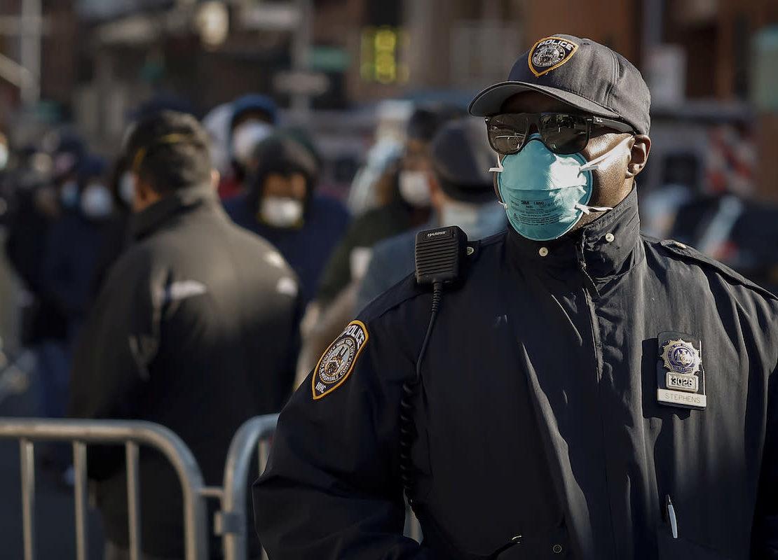 New York Police Department, NYPD, COVID, COVID-19, Coronavirus, African American Health, Black Health, KOLUMN Magazine, KOLUMN, KINDR'D Magazine, KINDR'D, Willoughby Avenue, Wriit,