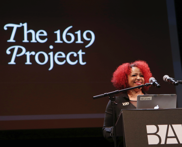 Nikole Hannah-Jones, 1619 Project, 1619, KOLUMN Magazine, KOLUMN, KINDR'D Magazine, KOLUMN, Willoughby Avenue, Wriit,