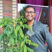 Ruhel Islam, Gandhi Mahal Restaurant, Minneapolis Business, Entrepreneur, KOLUMN Magazine, KOLUMN, KINDR'D Magazine, KINDR'D, Willoughby Avenue, Wriit,