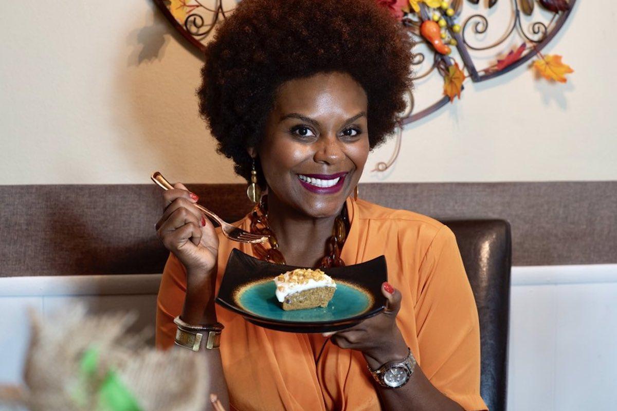 Tabitha Brown, African American Health, Black Health, African American Cuisine, Black Cuisine, Soul Food, Healthy Soul Food, KOLUMN Magazine, KOLUMN, KINDR'D Magazine, KINDR'D, Willoughby Avenue, Wriit,