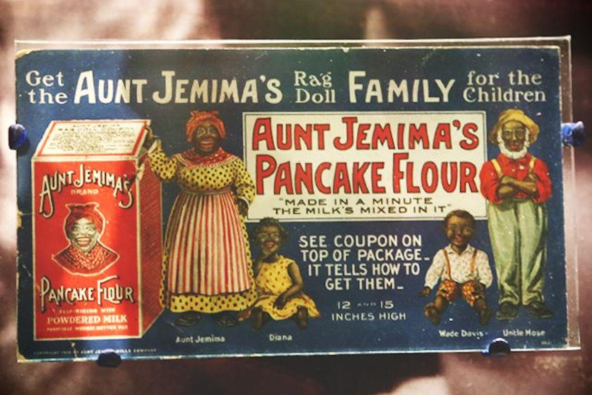 Aunt Jemina, Race, Racism, Advertising, KOLUMN Magazine, KOLUMN, KINDR'D Magazine, KINDR'D, Willoughby Avenue, Wriit,