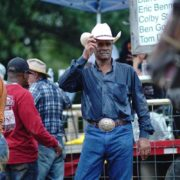 Charles Perry, The Black Cowboy, Black Cowboys, Black Cowgirls, Okmulgee, Okmulgee Rodeo, Black Rodeo, Blackrodeo, KOLUMN Magazine, KOLUMN, KINDR'D Magazine, KINDR'D, Willoughby Avenue, Wriit,