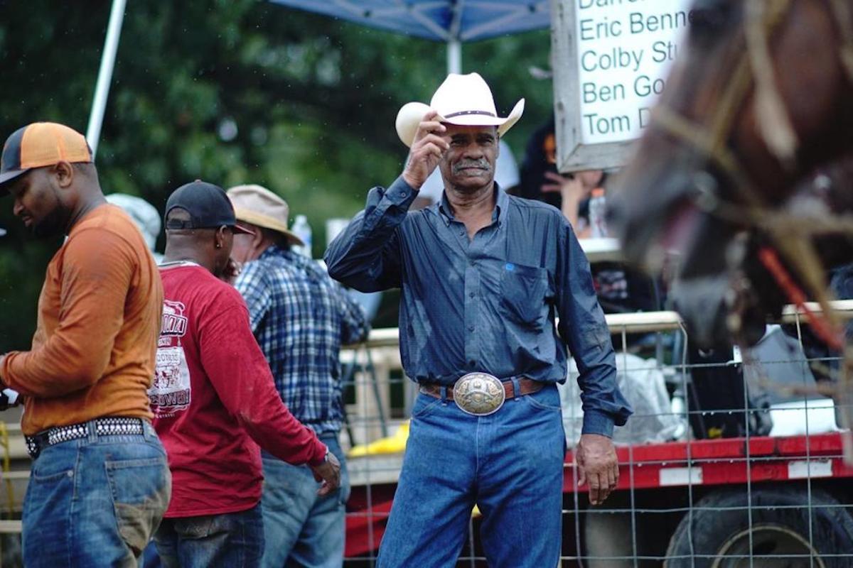 Charles Perry, The Black Cowboy, Black Cowboys, Black Cowgirls, Okmulgee, Okmulgee Rodeo, Black Rodeo, Blackrodeo, KOLUMN Magazine, KOLUMN, KINDR'D Magazine, KINDR'D, Willoughby Avenue, Wriit,