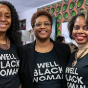 Black Mamas Matter Alliance, The Foundation for Black Women's Wellness, The Loveland Foundation, Black Girls Code, Buy From A Black Woman, GirlTrek, KOLUMN Magazine, KOLUMN, KINDR'D Magazine, KINDR'D, Willoughby Avenue, Wriit,