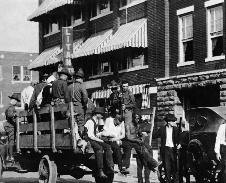 1921 Tulsa Race Massacre, Black Wall Street, Tulsa Oklahoma, Greenwood, African American History, Black History, KOLUMN Magazine, KOLUMN, KINDR'D Magazine, KINDR'D, Willoughby Avenue, Wriit,