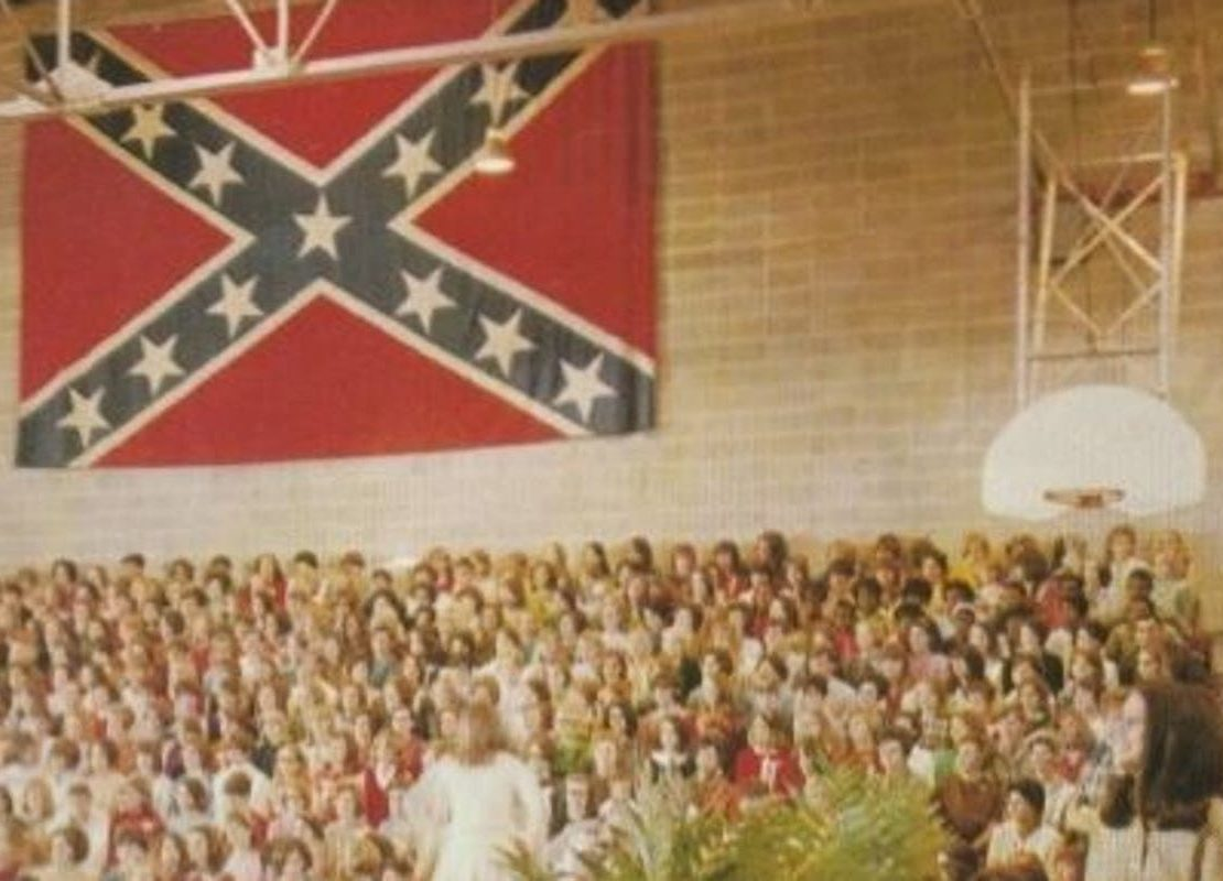 Confederate Flag, Southern Battle Flag, Stars & Bars, Rebel Flag, Marine Corps, U. S. Military, KOLUMN Magazine, KOLUMN, KINDR'D Magazine, KINDR'D, Willoughby Avenue, Willough, Wriit,