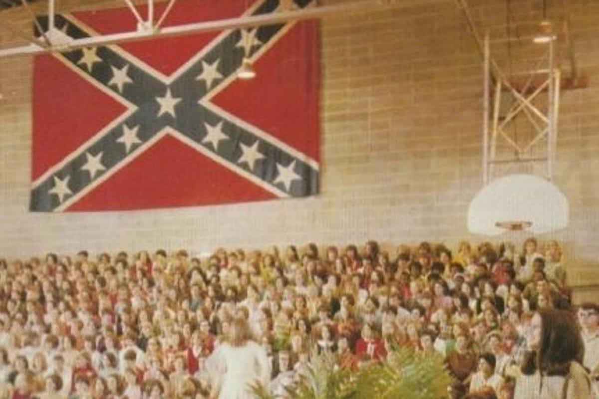 Confederate Flag, Southern Battle Flag, Stars & Bars, Rebel Flag, Marine Corps, U. S. Military, KOLUMN Magazine, KOLUMN, KINDR'D Magazine, KINDR'D, Willoughby Avenue, Willough, Wriit,