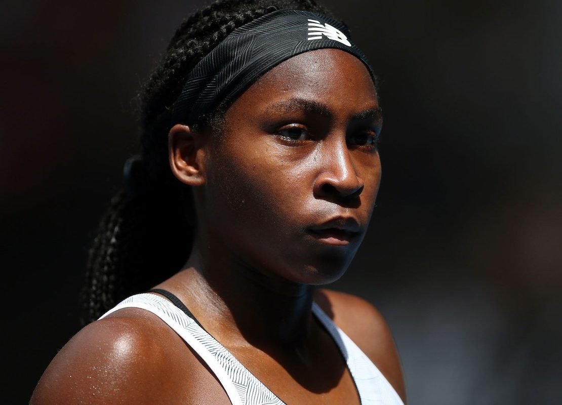 Coco Gauff, African American Athlete, Black Athlete, KOLUMN Magazine, KOLUMN, KINDR'D Magazine, KINDR'D, Willoughby Avenue, Wriit,