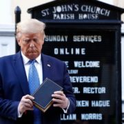 Trump, St. John's Episcopal Church, Racism, Racist, Donald Trump, Trump Racism, KOLUMN Magazine, KOLUMN, KINDR'D Magazine, KINDR'D, Willoughby Avenue, Wriit,