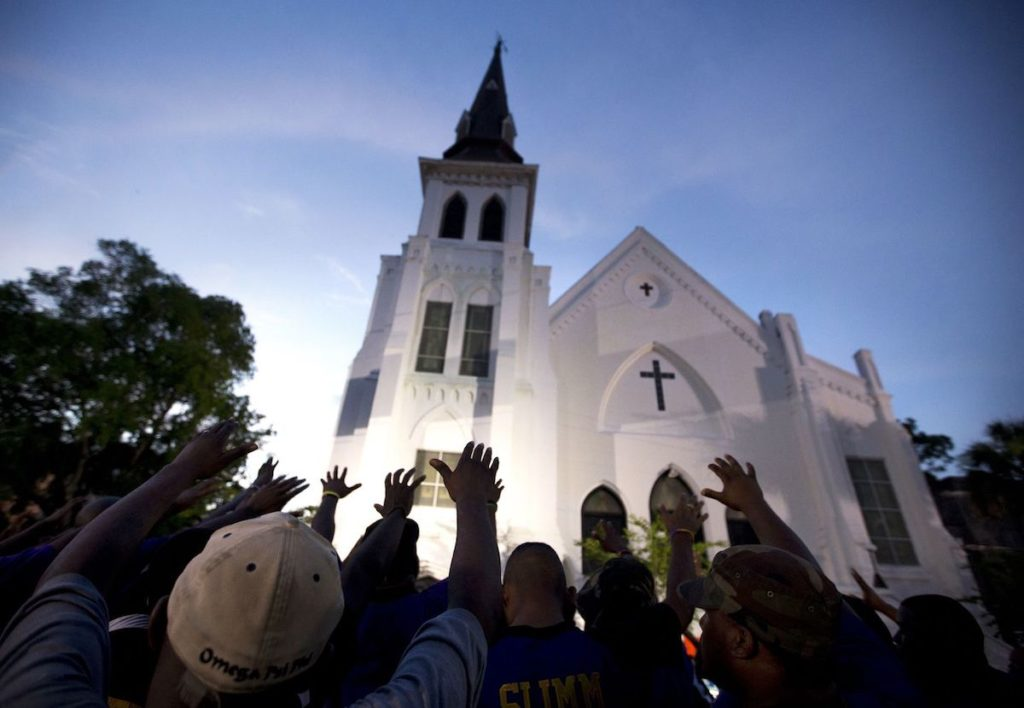 Emanuel African Methodist Episcopal Church, Emanuel AME, Dylann Roof, KOLUMN Magazine, KOLUMN, KINDR'D Magazine, KINDR'D, Tiffany Crutcher, Tulsa, Black Wall Streer, Greenwood, Willoughby Avenue, Wriit,