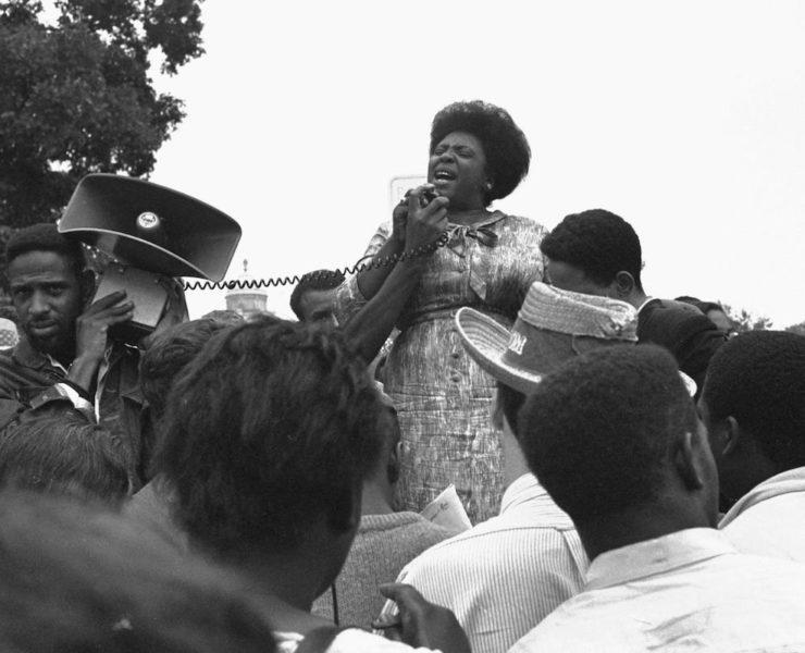 Fannie Lou Hamer, Civil Rights Activist, Civil Rights, African American History, Black History, Racism, KOLUMN Magazine, KOLUMN, KINDR'D Magazine, KINDR'D, Willoughby Avenue,