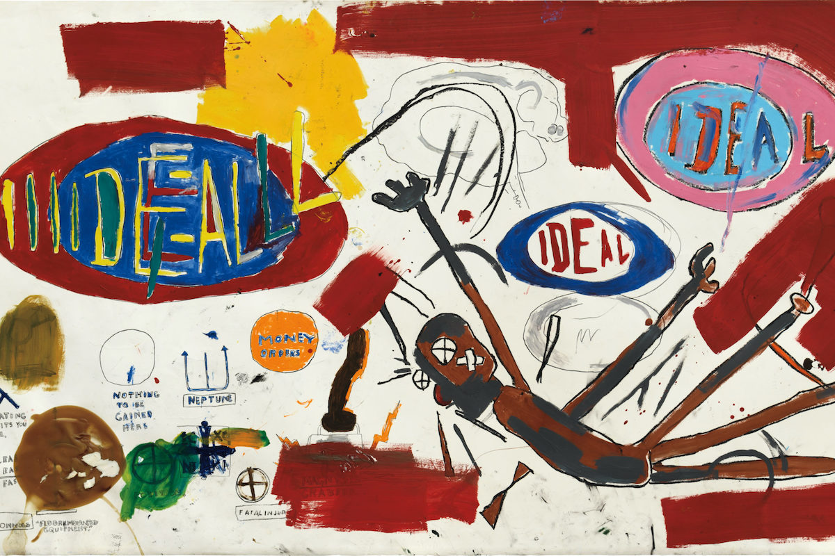 Jean Michel Basquiat, Victor 25448, African American Art, Black Art, African American Artist, Black Artist, KOLUMN Magazine, KOLUMN, KINDR'D Magazine, KINDR'D, Willoughby Avenue, Wriit,