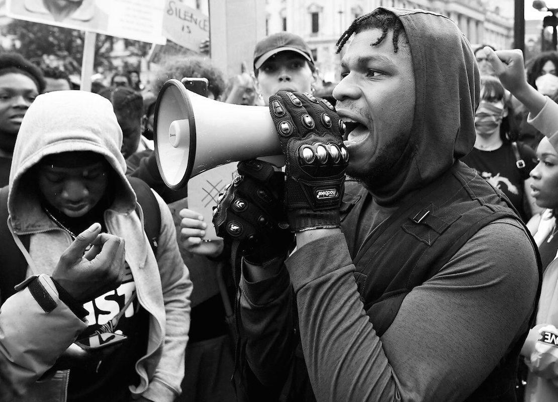Jordan Peele, John Boyega, George Floyd, Criminal Justice Reform, Police Brutality, KOLUMN Magazine, KOLUMN, KINDR'D Magazine, KINDR'D, Willoughby Avenue, Wriit,