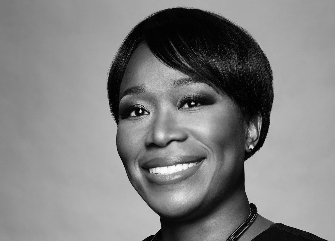 Joy Reid, AM Joy, African American Media, Black Media, KOLUMN Magazine, KOLUMN, KINDR'D Magazine, KINDR'D, Willoughby Avenue, Wriit,