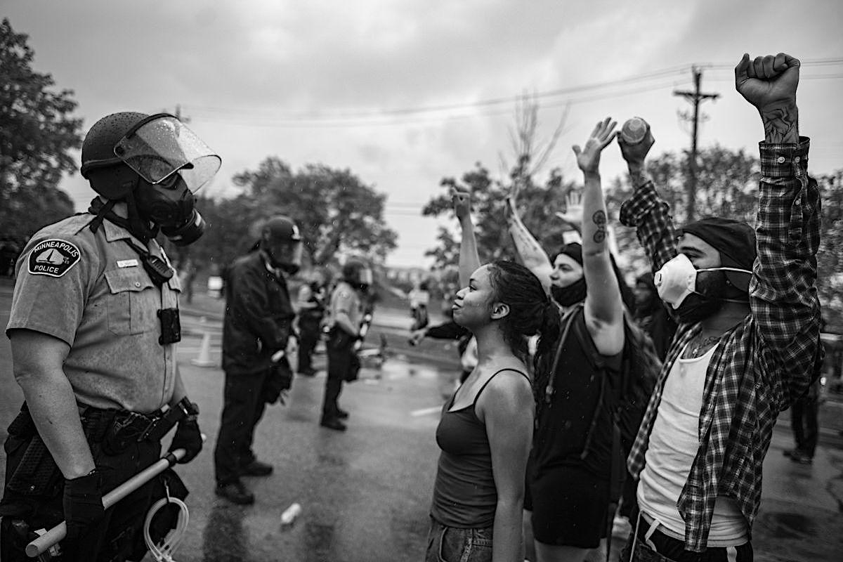 Black Lives Matter, BLM, KOLUMN Magazine, KOLUMN, KINDR'D Magazine, KINDR'D, Willoughby Avenue, Wriit,