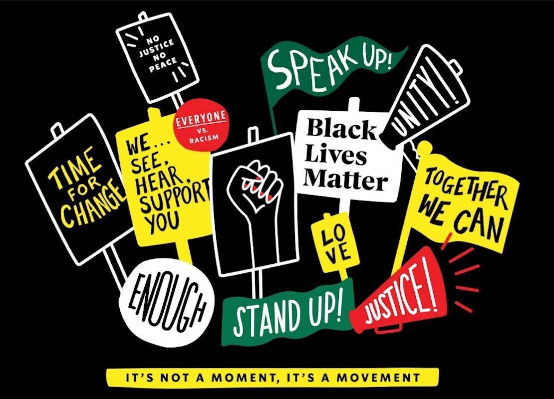 Starbucks, Black Lives Matter, BLM, Social Movements, It's Not A Moment It's A Movement, KOLUMN Magazine, KOLUMN, KINDR'D Magazine, KINDR'D, Willoughby Avenue, Wriit,