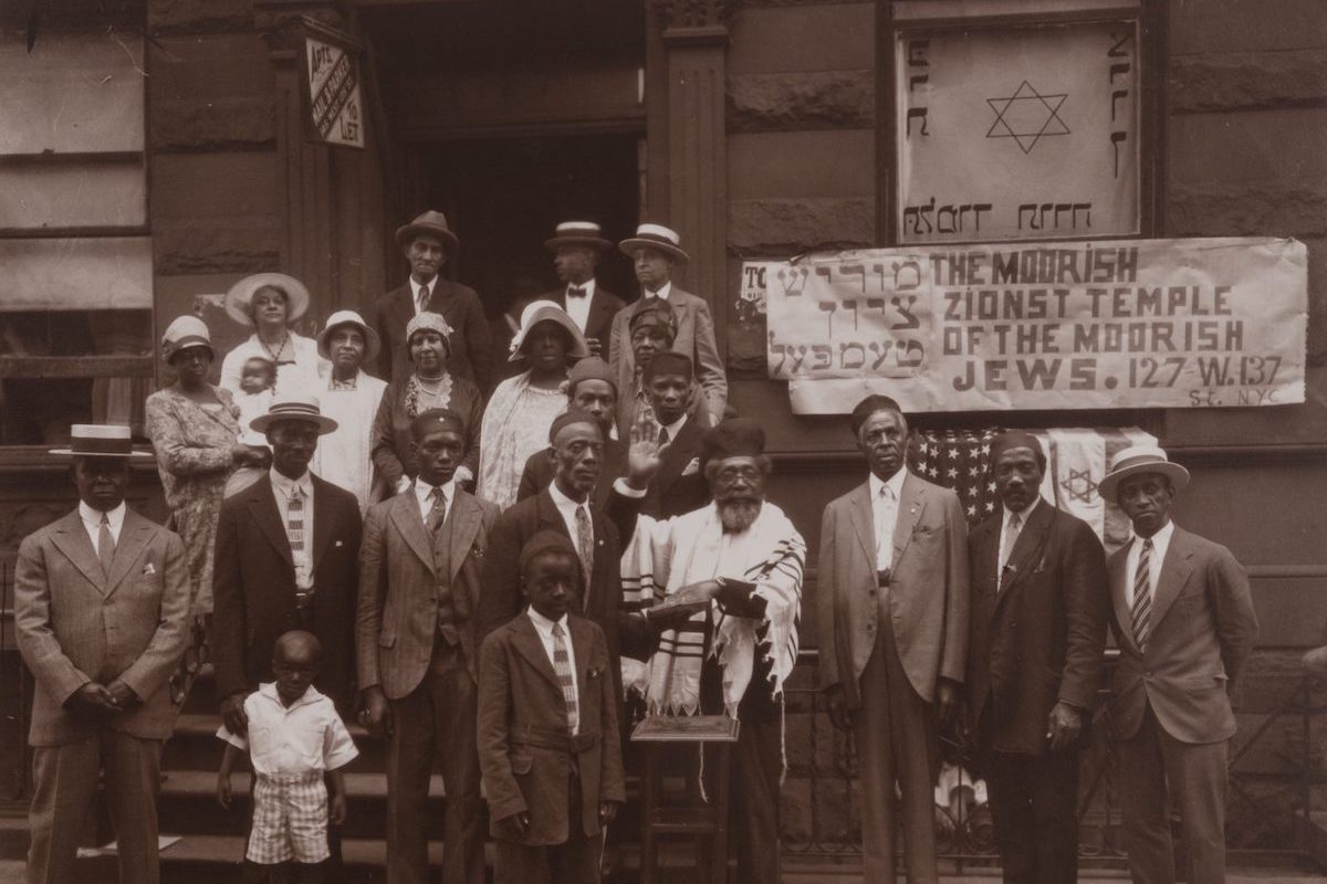 The Moorish Zionist Temple, Harlem, African American Cantor, Black Cantor, KOLUMN Magazine, KOLUMN, KINDR'D Magazine, KINDR'D, Willoughby Avenue, Wriit,