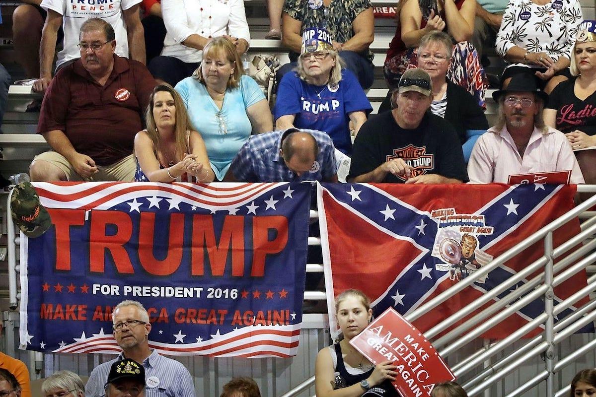 Confederate Flag, American History, Racism, Stars & Bars, KOLUMN Magazine, KOLUMN, KINDR'D Magazine, KINDR'D, Willoughby Avenue, Wriit,