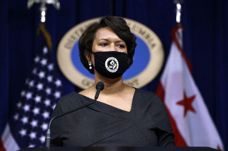 DC Mayor, DC Coronavirus, DC COVID-19, COVID-19, Mask, Mask Mandate, KOLUMN Magazine, KOLUMN, KINDR'D Magazine, KINDR'D, Willoughby Avenue, Wriit,