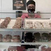 Donuts Galore and More, Buy Black, African American Business, African American Entrepreneur, Black Business, Black Entrepreneur, KOLUMN Magazine, KOLUMN, KINDR'D Magazine, KINDR'D, Willoughby Avenue, Wriit,