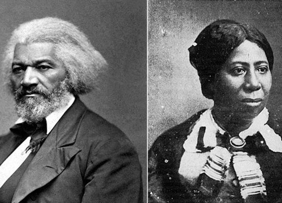 Frederick Douglass, Anna Murray Douglass, African American History, Black History, KOLUMN Magazine, KOLUMN, KINDR'D Magazine, KINDR'D, Willoughby Avenue, Wriit,