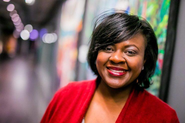 GIVLY, Tiffany Williams, African American Philanthropy, Black Philanthropy, KOLUMN Magazine, KOLUMN, KINDR'D Magazine, KINDR'D, Willoughby Avenue, Wriit,