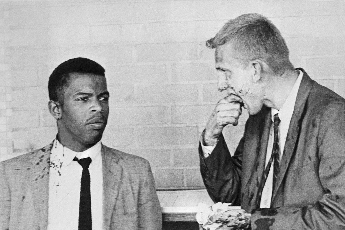 John Lewis, White Supremacy, Racism, American Racism, US Racism, KOLUMN Magazine, KOLUMN, KINDR'D Magazine, KINDR'D, Willoughby Avenue, Wriit,