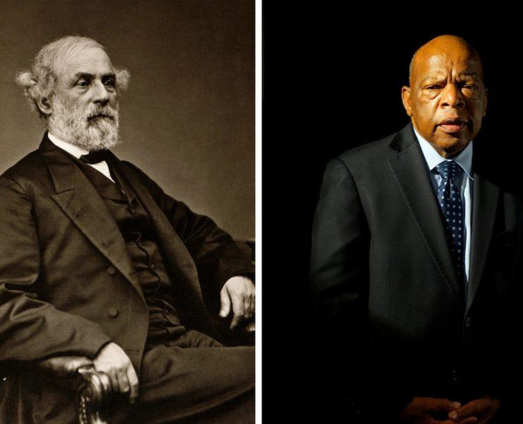 Robert Lee School, John Lewis, Civil Rights, Civil Rights Activist, African American History, Black History, KOLUMN Magazine, KOLUMN, KINDR'D Magazine, KINDR'D, Willoughby Avenue, Wriit,