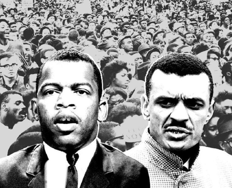 John Lewis, C.T. Vivian, Civil Rights, Civil Rights Icons, Civil Rights Activist, African American History, Black History, KOLUMN Magazine, KOLUMN, KINDR'D Magazine, KINDR'D, Willoughby Avenue, Wriit,