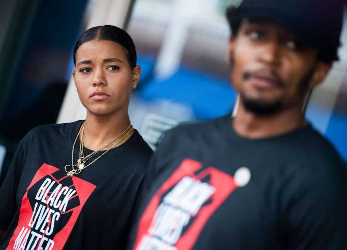 Natasha Cloud, WNBA, Converse, Sponsorship, Race, Black Lives Matter, BLM, KOLUMN Magazine, KOLUMN, KINDR'D Magazine, KINDR'D, Willoughby Avenue, Wriit,