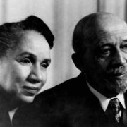WEB Dubois, Shirley Graham Dubois, Encyclopedia Africana, African American History, Black History, KOLUMN Magazine, KOLUMN, KINDR'D Magazine, KINDR'D, Willoughby Avenue, Wriit,