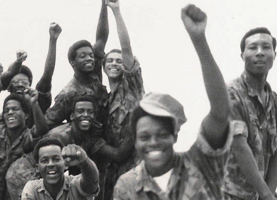 Black Marines, Black Veterans, Mutiny, KOLUMN Magazine, KOLUMN, KINDR'D Magazine, KINDR'D, Willoughby Avenue, Wriit,