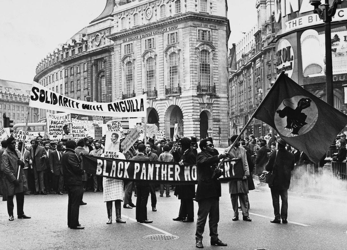 Black Panther Party, Black Panther Party London, Altheia Jones-LeCointe, KOLUMN Magazine, KOLUMN, KINDR'D Magazine, KINDR'D, Willoughby Avenue, Wriit,