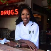 Chef Andrea Drummer, Cannabis, KOLUMN Magazine, KOLUMN, KINDR'D Magazine, KINDR'D, Willoughby Avenue, Wriit,
